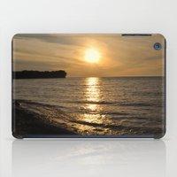 Hanford Bay, New York iPad Case