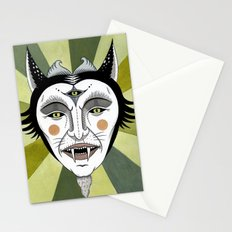 Cat Color Wheel No. 2 Stationery Cards