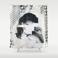 Torn 1 Shower Curtain