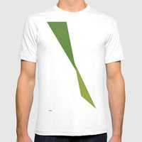 Kermit Mens Fitted Tee White SMALL