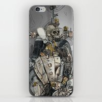 CROSS ENGINE iPhone & iPod Skin