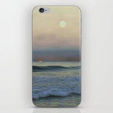 Pale Sunset iPhone & iPod Skin