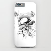 iPhone & iPod Case featuring Martian Wintertime by Isaac Isaac