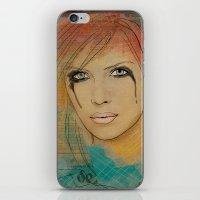Turmalina iPhone & iPod Skin