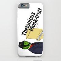 Thelonious Monk-fruit iPhone 6 Slim Case