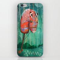 The Hobby Horse iPhone & iPod Skin