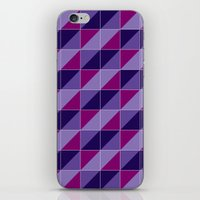 Attraction iPhone & iPod Skin