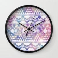 Tribal Spirit Wall Clock