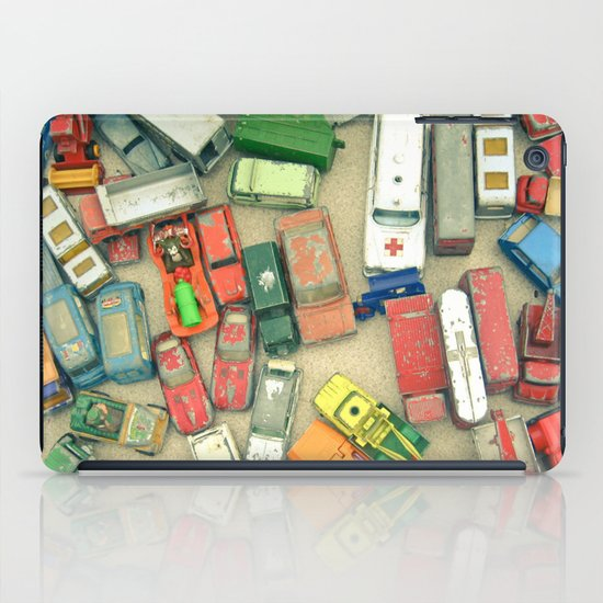 Traffic Jam iPad Case