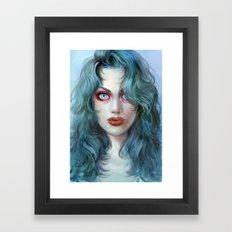 Eliminating Angel Framed Art Print