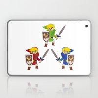 Links! Laptop & iPad Skin