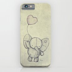 Cute Elephant II iPhone 6 Slim Case