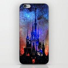 Fantasy Disney. Nebulae iPhone & iPod Skin