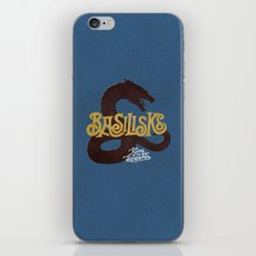Basilisks iPhone & iPod Skin
