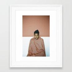 Hidden IV Framed Art Print