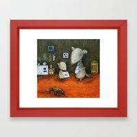 Beautiful Picture Framed Art Print