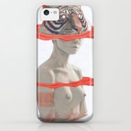 TIGER GIRL iPhone 5c Slim Case