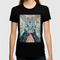 Empress Womens Fitted Tee Black SMALL