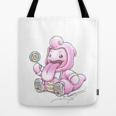 Not so Foreign Tongue Tote Bag