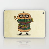 Geek Burger V.2 Laptop & iPad Skin