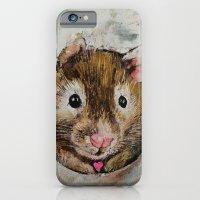 Hamster Love iPhone 6 Slim Case