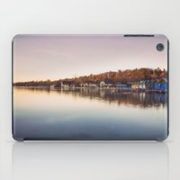 Dawn At The Lake iPad Case