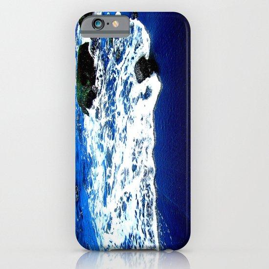 Black Sand Beach iPhone & iPod Case