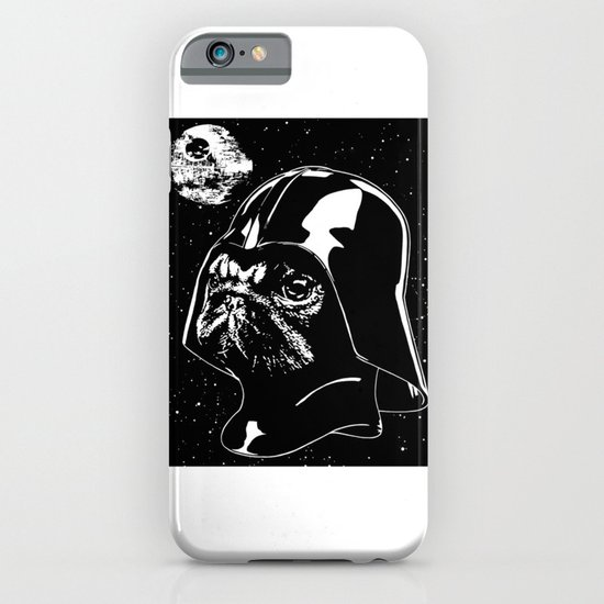 Pug Vader iPhone & iPod Case