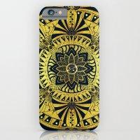 Golden Geometry iPhone 6 Slim Case