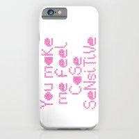 Case Sensitive iPhone 6 Slim Case