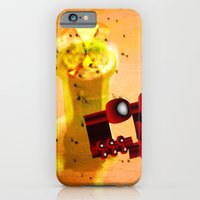 iPhone & iPod Case featuring Akusch by Larcole