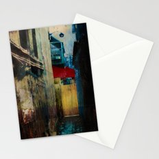 Winter Rust Stationery Cards