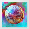 Memento #2 - Soul Space Canvas Print