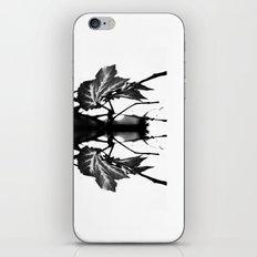 LEAVES MONOCHROM V2 iPhone & iPod Skin