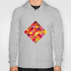 Red Scales Hoody