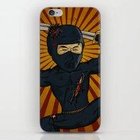 DK Ninja iPhone & iPod Skin