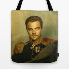 Leonardo Dicaprio - replaceface Tote Bag