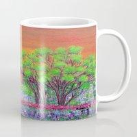 Meadow in the Sunrise Mug