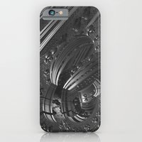 iPhone & iPod Case featuring Cannon Battery (Desaturate) by Richard Jamison