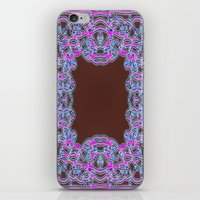 In The Pink Colorfoil Bandanna iPhone & iPod Skin