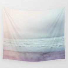 Ocean Pastel Wall Tapestry