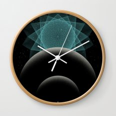 BLUE DWARF Wall Clock