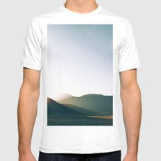 Colorado Mens Fitted Tee SMALL White