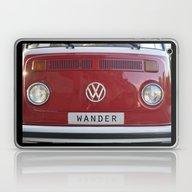 Wander Wolkswagen. Summe… Laptop & iPad Skin