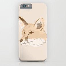 Mr Fox IV iPhone 6 Slim Case