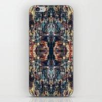 UNTITLED ⁜ ALIGNED #0413 iPhone & iPod Skin