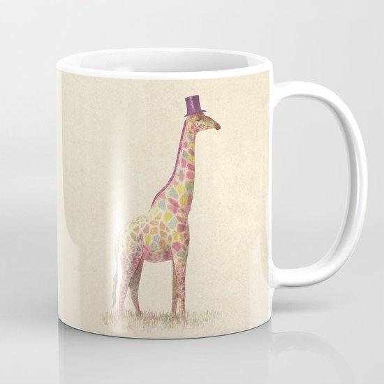 Fashionable Giraffe Mug