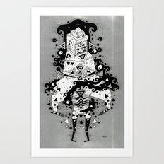 inner spiritzz Art Print