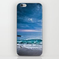 Moody Blues iPhone & iPod Skin