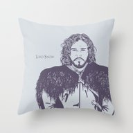 Jon Snow, Lord Snow — … Throw Pillow